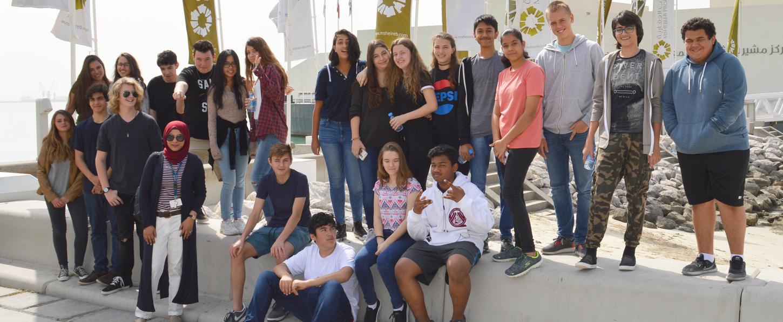IB Middle Years Programme clone - ISL Qatar, Doha